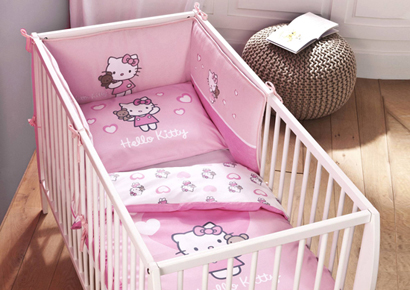 Decoration Chambre Petite Fille Hello Kitty